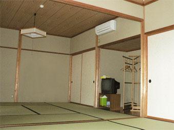 民宿 関屋/客室