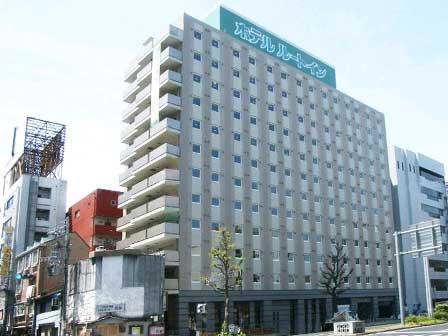 ホテルルートイン名古屋今池駅前/外観
