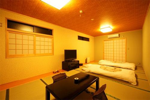 全室露天付離れの宿 別府yuya/客室