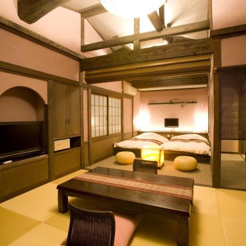 西伊豆土肥温泉 和の匠 花暖簾(はなのれん)/客室