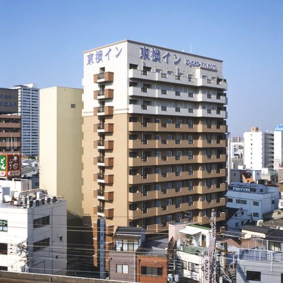 東横イン大阪JR野田駅前/外観