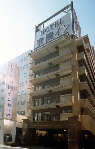 東横イン札幌駅南口/外観