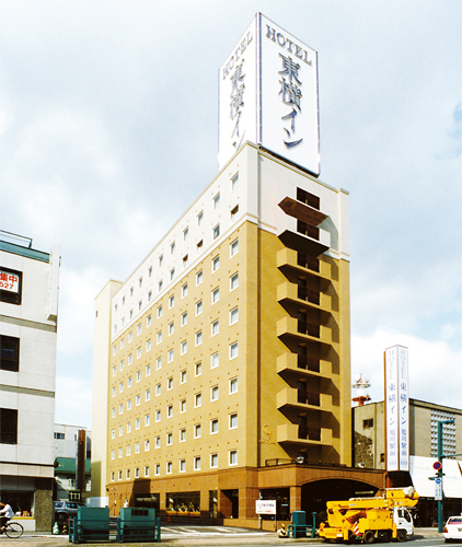 東横イン旭川駅前一条通/外観