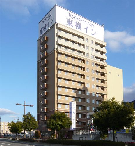 東横イン東広島駅前/外観