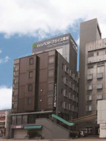 ホテル ベストプライス高知/外観