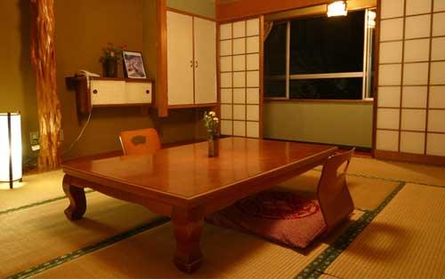 筋湯温泉 山の宿 太船/客室