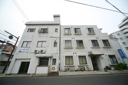 ビジネス旅館 南海荘/外観