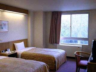 ホテル久喜/客室