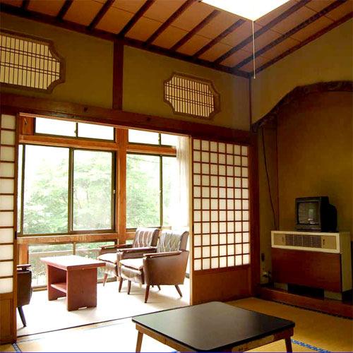 耶馬溪温泉 鹿鳴館/客室