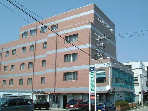 グリーンホテル会津/外観