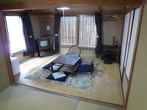 小さな宿の古民家 みずぬま/客室