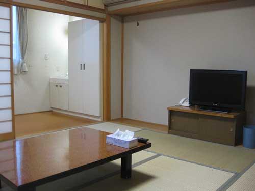 登喜和旅館/客室