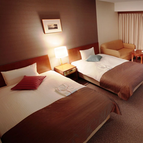 リッチモンドホテル札幌大通/客室