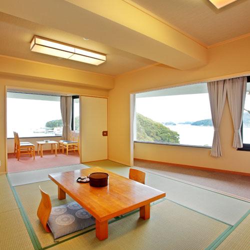 湯快リゾート 温泉リゾートホテル鳥羽彩朝楽/客室