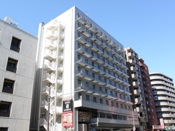 ホテルリブマックス横浜鶴見/外観
