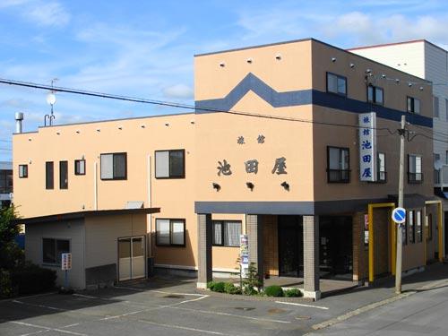 旅館 池田屋/外観