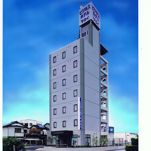 ビジネスホテル サカイ/外観