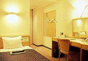 ホテル光ヒルズ 旧)光オリエンタルホテル(BBHグループホテル)/客室