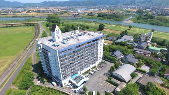 原鶴温泉 原鶴グランドスカイホテル(BBHホテルグループ)/外観