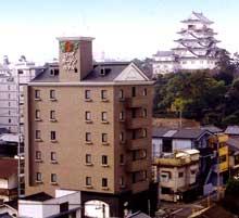 福山ローズガーデンホテル/外観