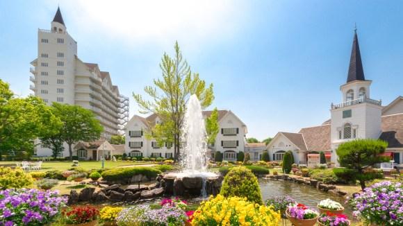 ホテルグリーンプラザ東条湖/外観