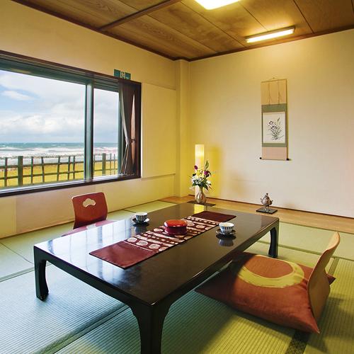 瀬波温泉 ゆうなみの宿 瀬波ビューホテル/客室
