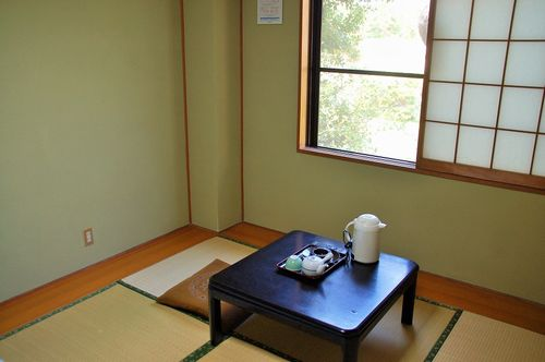 ビジネス旅館 長栄荘/客室