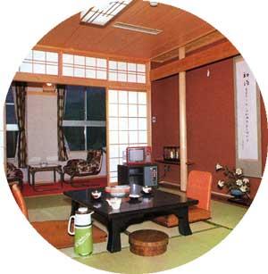 大鰐温泉 観光ホテル寿実麗(すみれ)/客室