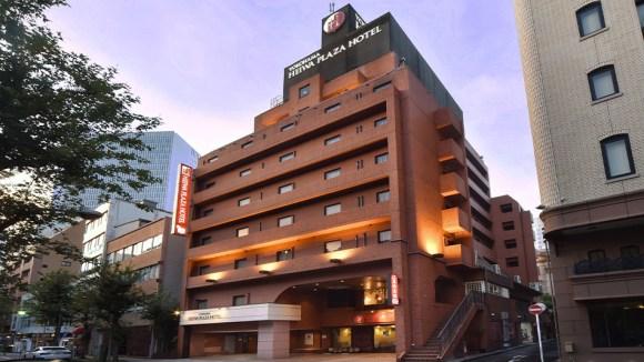 横浜平和プラザホテル/外観