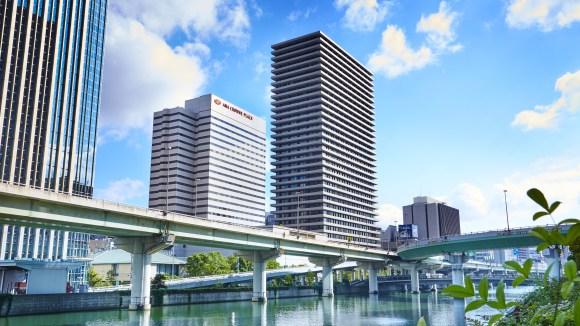 ANAクラウンプラザホテル大阪 (旧 大阪全日空ホテル)/外観