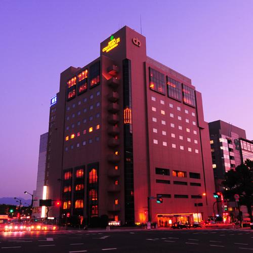 ホテルセンチュリー21広島/外観