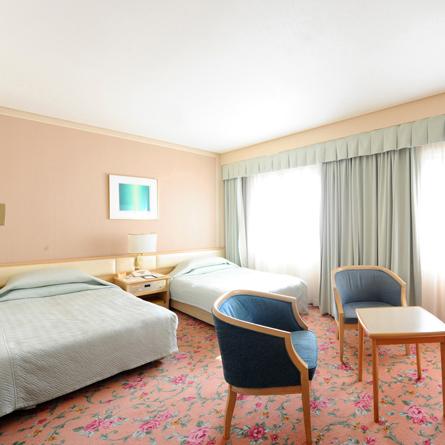 ホテルセンチュリー21広島/客室