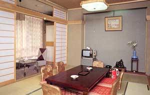 東山温泉 鳥一旅館/客室