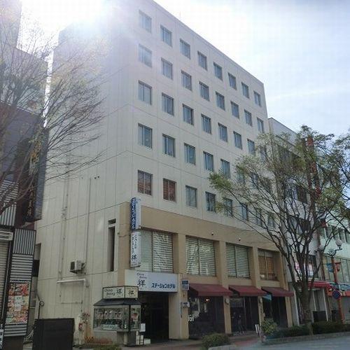 三原ステーションホテル/外観
