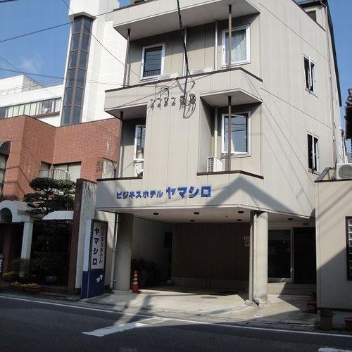 ビジネスホテル ヤマシロ/外観