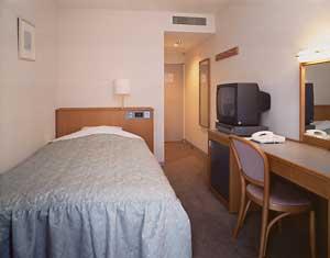 パールホテル太田/客室