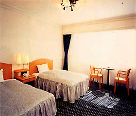 ホテルグランドプラザ浦島/客室
