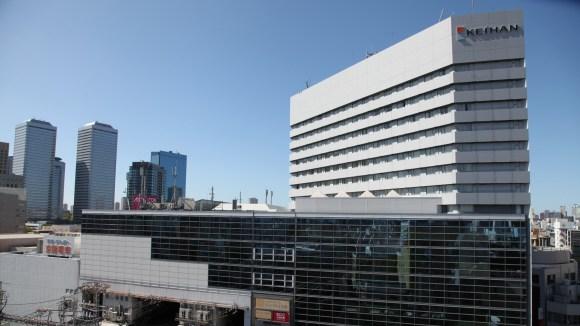 ホテル京阪京橋グランデ/外観