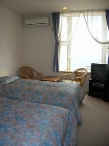 ホテル クリフサイド<静岡県>/客室