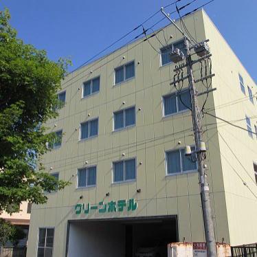 網走グリーンホテル/外観