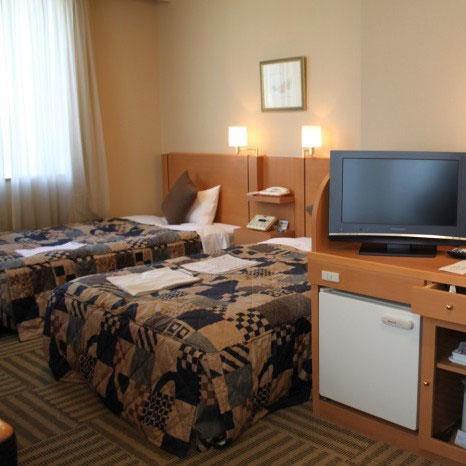 山形駅西口ワシントンホテル/客室