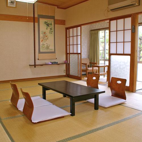 湯らゆら温泉郷 旅館芳月(ほうげつ)/客室