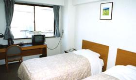 ビジネスホテル タカザワ 長浦駅前店/客室