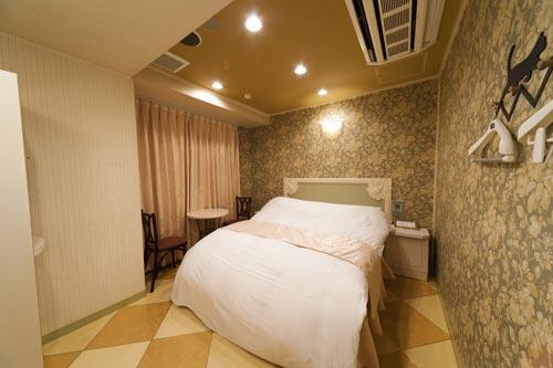 ホテル ラ・アロマ 道頓堀/客室