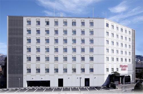 敦賀マンテンホテル駅前/外観