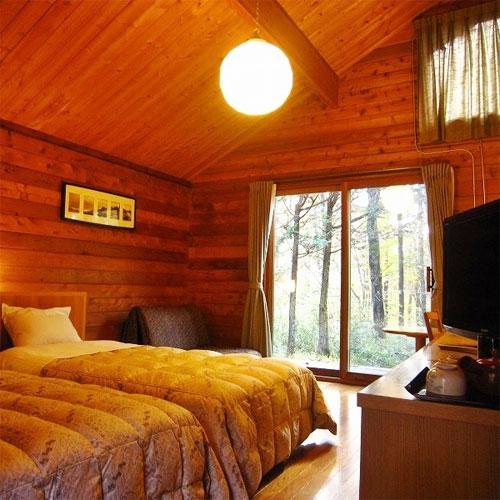 森のコテージ くるみの木/客室