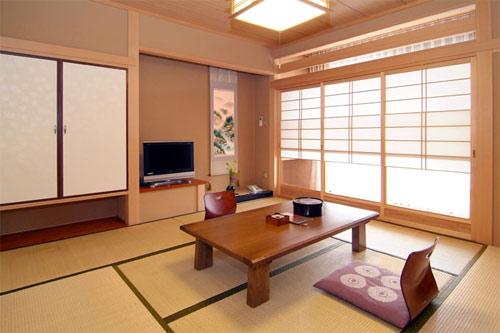 マキノ 白谷温泉 八王子荘/客室