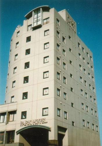 くわなパークホテル/外観