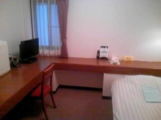 ビジネスホテル雷鳥/客室
