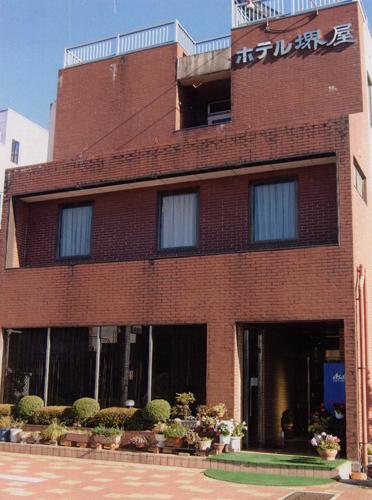 ホテル堺屋/外観